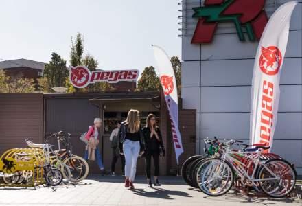 Atelierele Pegas au deschis cel de-al patrulea mono store