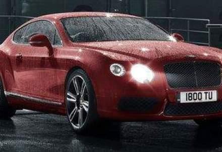 Bentley vrea sa profite de stoparea productiei de automobile Maybach ca sa atraga noi clienti