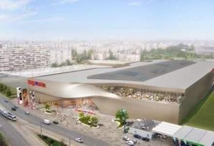 Mallul de langa National Arena prinde contur: Au aparut primii chiriasi