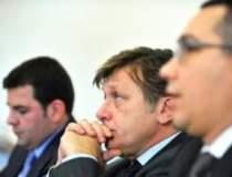 Crin Antonescu: Cerem demisia...