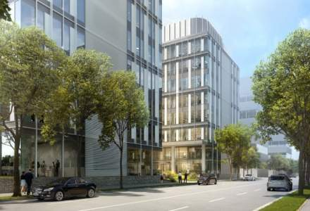 ING Bank isi muta operatiunile in proiectul Blue Rose al Portland Trust din Expozitiei, unde inchiriaza 20.000 mp