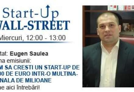 Cum sa cresti un start-up de 5.000 de euro intr-o multinationala de milioane. Pune intrebari aici!