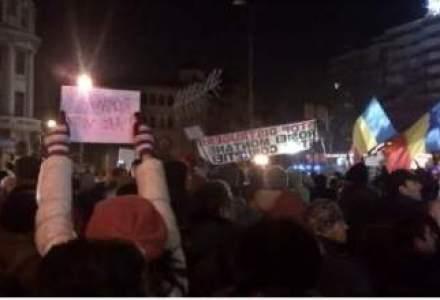 Protestele nu au perturbat inca economia. Daca vor continua, pietele ar putea reactiona