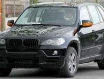 Viitorul BMW X5 spionat