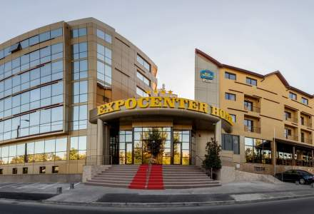 Pretul hotelului Best Western Expocenter, detinut de fostul primar al sectorului 1 George Padure, continua sa scada la executare silita
