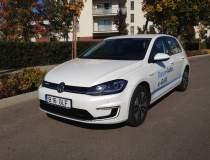 Volkswagen e-Golf, cel mai...