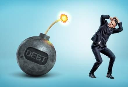 Guvernul, victima propriilor greseli: din cauza dobanzilor ridicate nu mai reuseste sa se imprumute de la banci