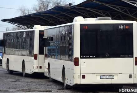 Licitatia pentru cumpararea celor 400 de autobuze RATB a fost suspendata
