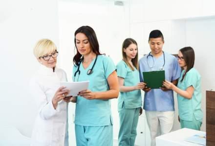 STUDIU: 76% din medicii rezidenti nu sunt multumiti de calitatea programului de rezidentiat din Romania