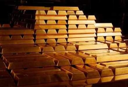 PwC: Pretul aurului va creste la 2.000 dolari pe uncie