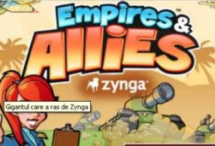 Zynga isi mareste portofoliul de achizitii