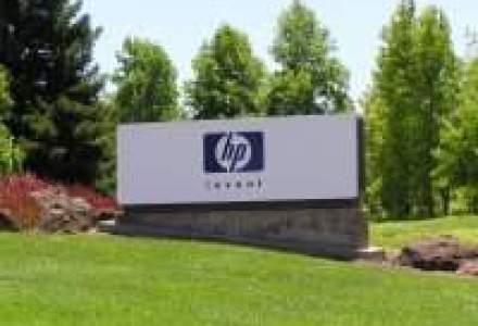 Hewlett-Packard raporteaza vanzari in crestere cu 53,8% pe piata locala