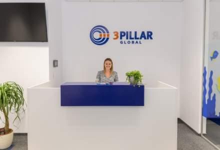 "In vizita la 3Pillar Global din Iasi, sediul unde nu exista functia de ""director general"""