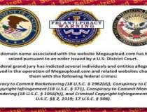 FBI a inchis Megaupload....