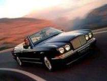 Noul Bentley Azure, un bolid...