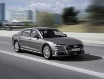 Noul Audi A8 poate fi...