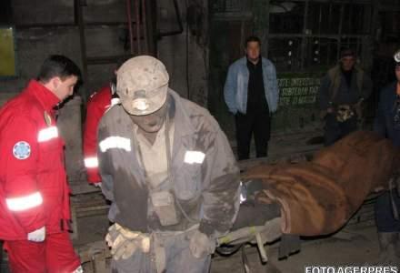 UPDATE Explozie la mina Uricani: Un mort si trei raniti