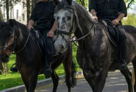 """Nou scandal la Primaria Bucuresti: """"politia"""" calare, contract de 1 mil. euro"""