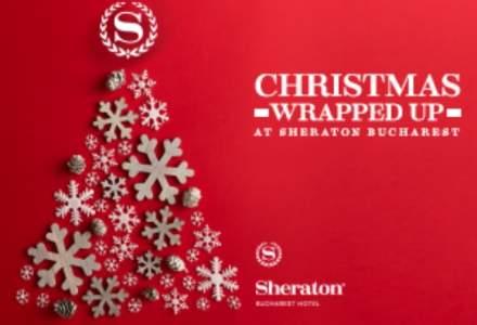 (P) Sarbatorile de iarna incep la Sheraton!