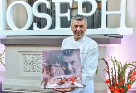 Chef Joseph Hadad: Am plecat prea de sus, unii oameni se sperie de high class. E alta cultura, romanii vor sa manance mult, bun si pretul sa fie jos