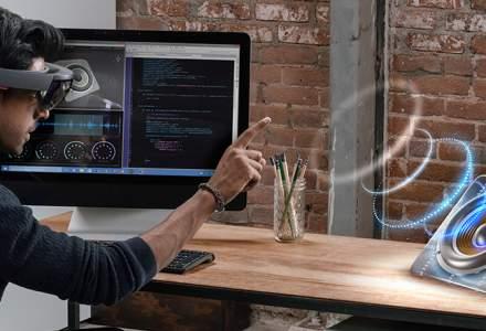 Microsoft HoloLens ajunge si in Romania