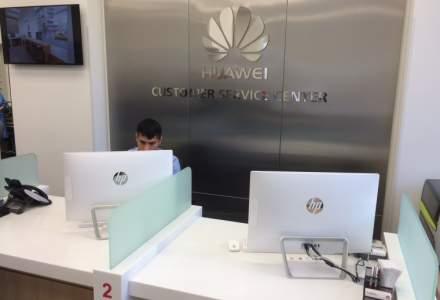 Huawei deschide primul service centru propriu din Romania