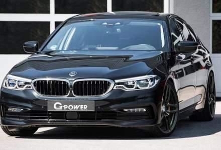 G-Power impinge la limita motorul cu 4 turbine de pe BMW M550d xDrive! Afla ce putere dezvolta!
