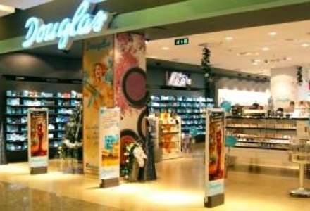 Parfumeria Douglas, cel mai nou chirias din Palas Mall Iasi