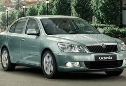 Logan, Octavia si Clio, cele mai bine vandute modele auto de pe piata romaneasca in 2011