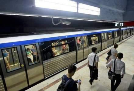 Incident la metrou: un jgheab de scurgere a infiltratiilor a cazut pe sine. Doi directori Metrorex, demisi