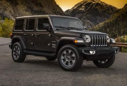 Jeep se pregateste de lansarea celei de-a patra generatii a SUV-ului Wrangler