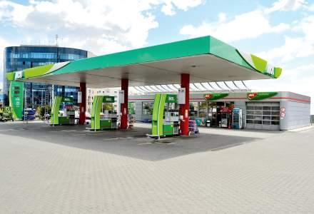 Vanzarile retail de carburant ale MOL Romania au crescut in T3