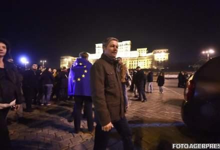 Ciolos, la protest: Cred ca se ajunge la o limita. La alegerile viitoare vom fi prezenti