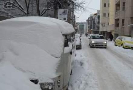 Efectele ninsorii in cifre: Cate drumuri sunt blocate