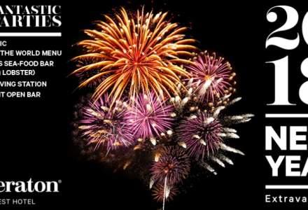 (P) Extravaganza - Revelion de 5 stele!