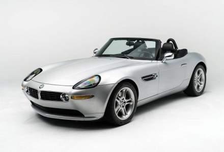 BMW-ul Z8 al lui Steve Jobs este scos la licitatie pentru o suma fabuloasa