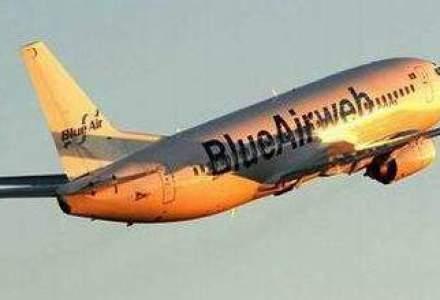 Blue Air a vandut peste 5 mil. de bilete online