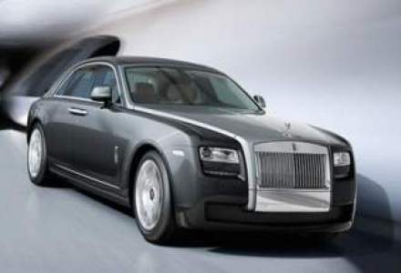 Masini de lux: Cate automobile exclusiviste sunt in Romania