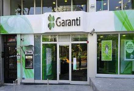 Clientii Garanti Bank au cheltuit anul trecut peste 48 mil. euro cu cardurile de credit