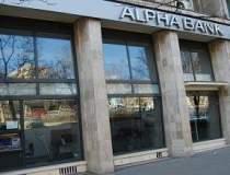 Fuziunea dintre Alpha Bank si...