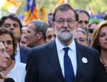 Rajoy, la Barcelona, pentru...