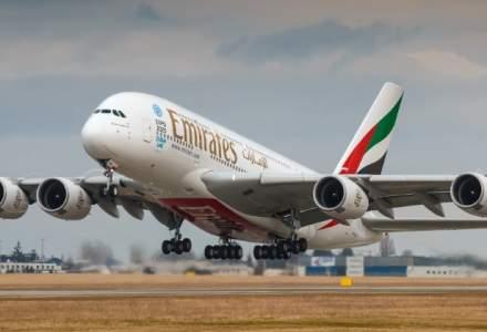 Emirates Airlines cumpara 40 de avioane Boeing in valoare totala de peste 15 mld. dolari