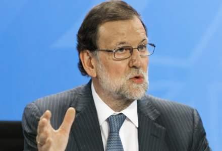 "Spania: Premierul Mariano Rajoy afirma ca a pus Catalonia sub tutela pentru a pune capat ""delirului"" separatistilor"