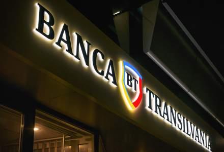 Banca Transilvania a raportat pentru primele 9 luni din acest an un profit net in crestere. Cum arata comunicatul bancii