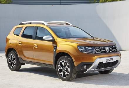 Productia Dacia a scazut usor in primele 10 luni. Duster are mai mult de jumatate din productie