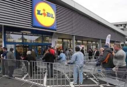 Lidl deschide un nou magazin in Bucuresti si ajunge la un total de 134 in tara