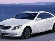 Mercedes CL se prezinta