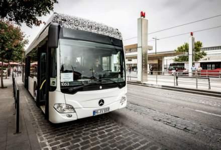 Mercedes pregateste primul sau autobuz electric