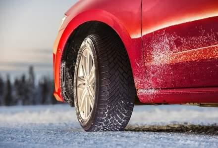 (P) Continental s-a clasat pe primul loc la testarea anvelopelor de iarna, realizata de Auto Motor und Sport