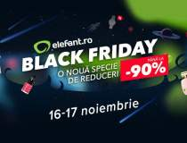 Black Friday la Elefant.ro: 5...
